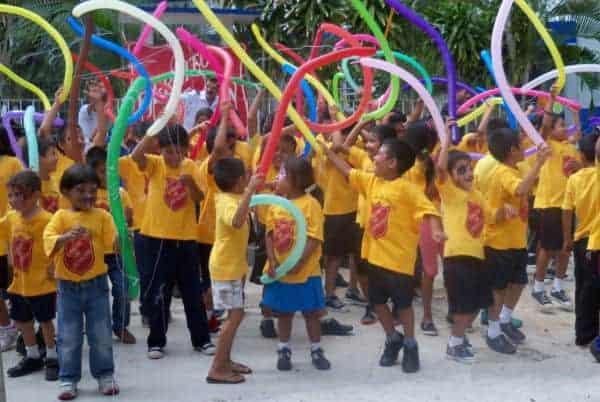 Salvation Army Acapulco Children's Home